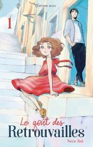 Akata dévoile un trailer du manga Le goût des Retrouvailles