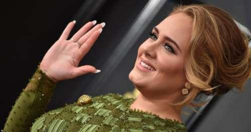 Adele se confie sur sa perte de poids sans régime