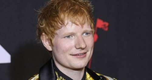 Ed Sheeran raconte sa demande en mariage romantique