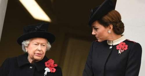 Que pense réellement Elizabeth II de Kate Middleton?