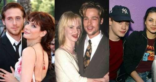 Ces couples de stars que vous avez oubliés