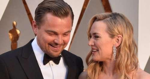 Leonardo DiCaprio et Kate Winslet, la grande histoire d'amitié