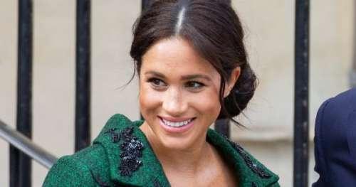 Meghan Markle fait un choix très différent de Kate Middleton avec son premier enfant