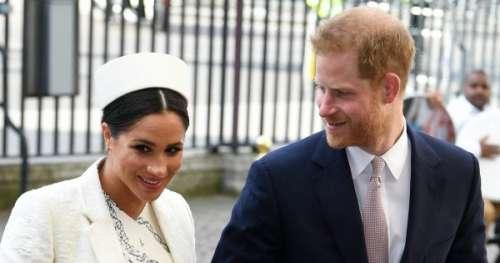 Le prince Harry et Meghan Markle attendent leur 2e enfant
