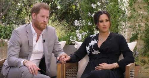 Meghan Markle et le prince Harry bouleversants en interview avec Oprah Winfrey