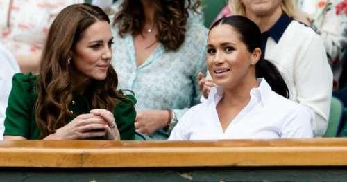 Meghan Markle révèle que Kate Middleton l'a faite pleurer juste avant son mariage