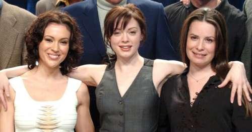 Avec qui les actrices de Charmed sont-elles en couple?