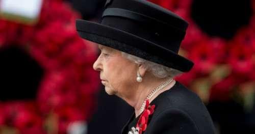 Combien de temps la reine Elizabeth II va-t-elle porter du noir?