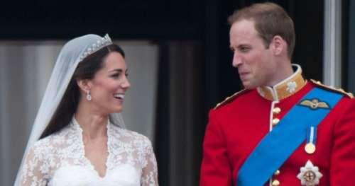 Kate Middleton a frôlé le drame avec sa robe de mariée avant son mariage