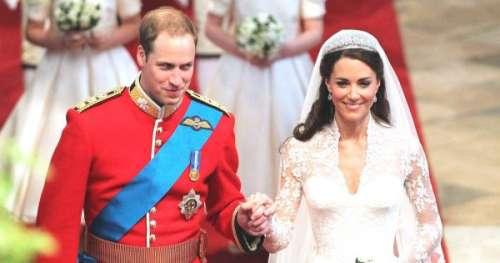 Kate et William dévoilent deux photos inédites pour leurs 10 ans de mariage