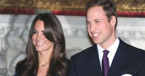 Comment le prince William a-t-il demandé Kate Middleton en mariage?