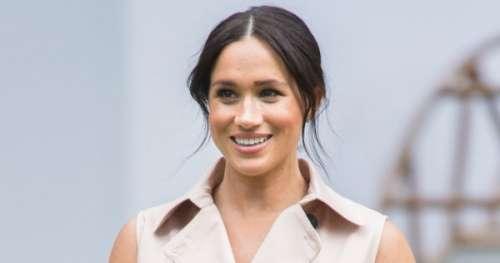 Meghan Markle serait prête à pardonner la famille royale britannique