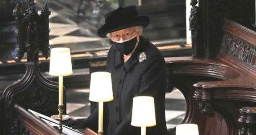 Le souvenir romantique que la reine Elizabeth II avait lors des obsèques du prince Philip