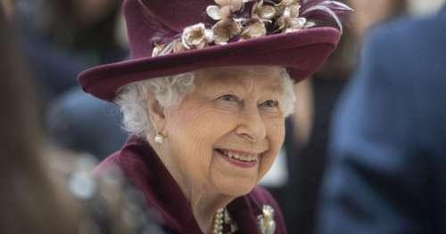 La reine Elizabeth II fait sa première apparition après la mort du prince Philip