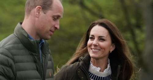Kate Middleton chic à la campagne avec une blouse de marque française