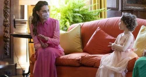 La promesse tenue de Kate Middleton à une petite fille malade du cancer