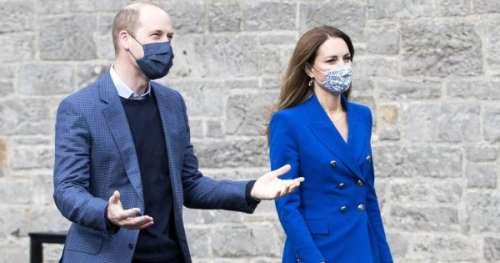 Le bel hommage mode de Kate Middleton à Lady Di lors d'une visite officielle