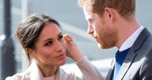 Les détails des premières nuits de Meghan Markle et du prince Harry