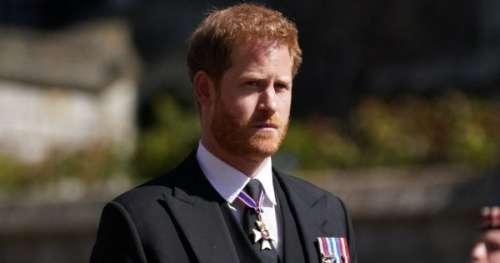 Le prince Harry confie avoir souffert de graves addictions après la mort de Lady Di