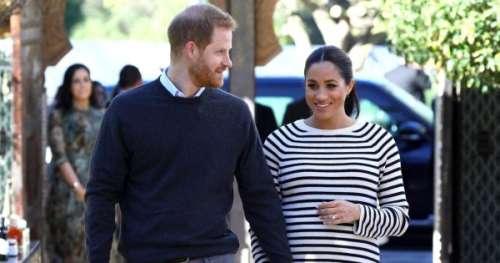 Harry et Meghan: ce coup dur infligé par la famille royale