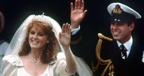 Le mariage scandaleux du prince Andrew et de Sarah Ferguson