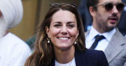 Pourquoi Kate Middleton a dû quitter Wimbledon en urgence?