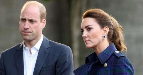 Le coup de gueule du prince William et de Kate Middleton