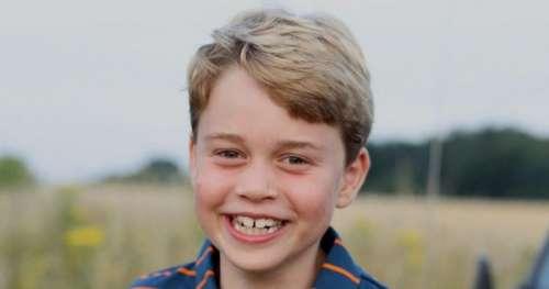Le prince George fête ses 8 ans, et il a beaucoup changé!