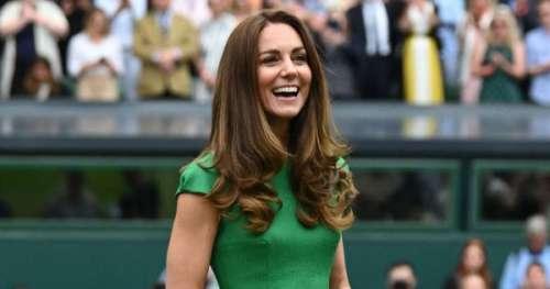 Kate Middleton dévoile une nouvelle photo adorable de Charlotte
