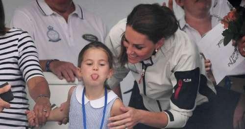 Kate Middleton utilise des mots codés pour gronder ses enfants en public
