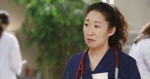 Voilà pourquoi Sandra Oh a dû suivre une thérapie à cause de Grey's Anatomny