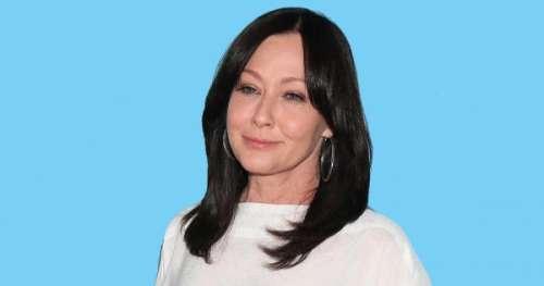 Shannen Doherty se confie sur son cancer de stade 4