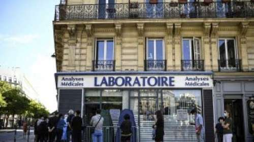 Coronavirus : le nombre de cas toujours à la hausse en France
