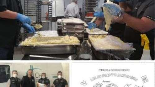 [DIRECT] Coloriages pour les enfants confinés, repas de chefs pour le personnel du Chal, aubade bornandine sur internet...