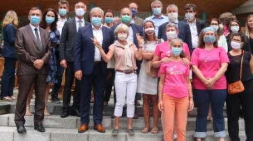 124 soignants du Covid-19 accueillis en séjour de décompression