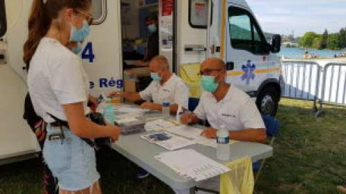 Haute-Savoie : l'épidémie de coronavirus repart à la hausse