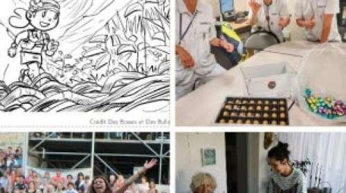 [EN DIRECT] Des kits de coloriage pour les enfants hospitalisés, l'annulation du Montjoux festival... : l'actu de ce mardi 14 avril