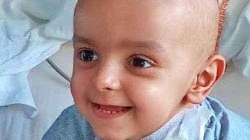 Une marche caritative en soutien aux enfants atteints du cancer