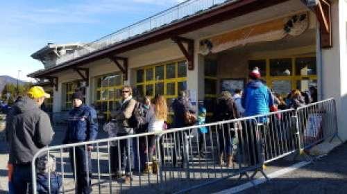 Coronavirus aux Contamines : les habitants de Saint-Gervais inquiets