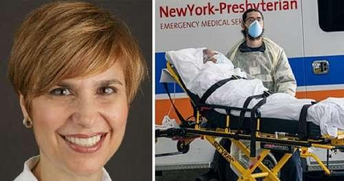 Directrice d'un service urgences de New York se suicide après avoir parlé à sa famille de patients mourant du coronavirus