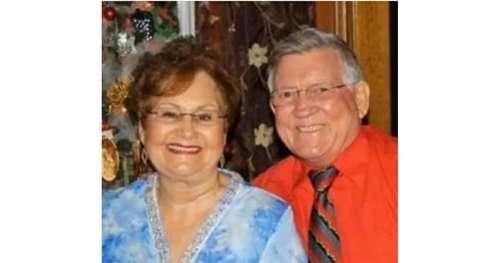 Un vétéran de la marine et sa femme meurent du coronavirus en se tenant la main après 50 ans de mariage