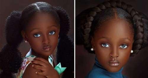 La petite fille de 5 ans surnommée «la plus belle fille du monde» a grandi et continue de subjuguer l'internet