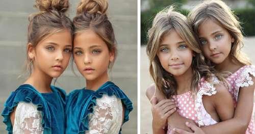 Les jumelles étaient réputées «les plus belles du monde» – voici à quoi ressemblent les filles aujourd'hui