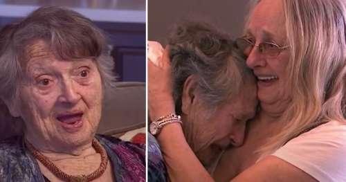Femme se fait dire que sa petite fille est morte en 1949, puis de 69 ans elle entend que sa fille est vivante