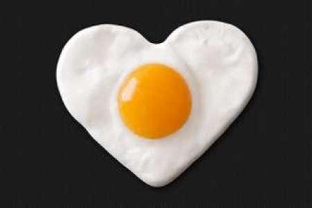 Taux de cholestérol élevé, maladies cardiaques et œufs
