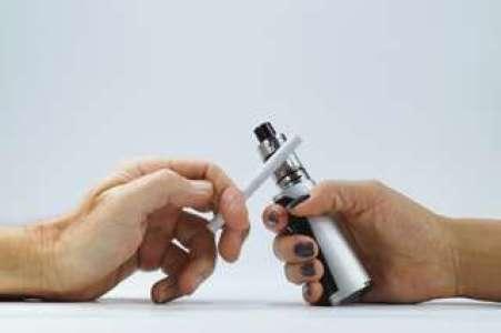 e-cigarette : ce marqueur biologique peut dire si vous avez plus de chances de vapoter
