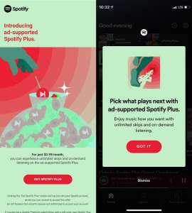 Spotify teste une offre premium à 0,99€/mois, mais avec des publicités