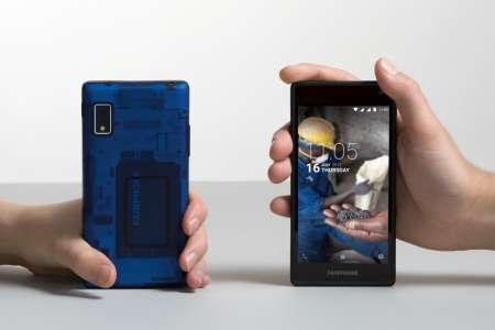 Comme un iPhone, le Fairphone 2 reçoit une mise à jour majeure cinq ans après sa sortie