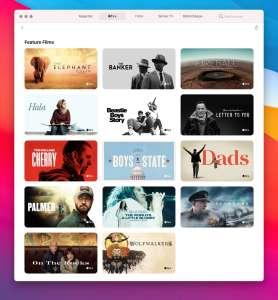 AppleTV+ veut plus de dix à douze films originaux par an