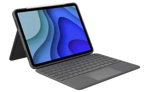 Promo : 25% sur des étuis clavier/trackpad Logietch pouriPad